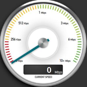Comcast zero speed internet